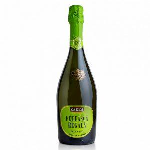 ZAREA Gurmet Collection Feteasca Regala Extra Dry