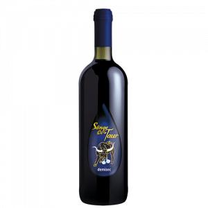 SÂNGE DE TAUR Vin Roșu Demisec